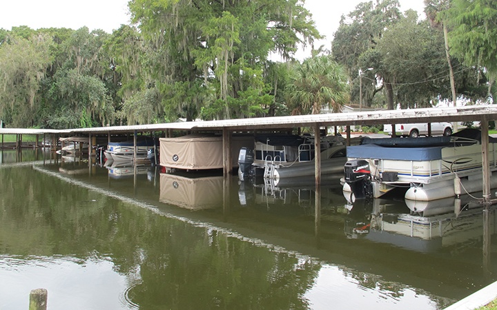 Boat Slips for Lease